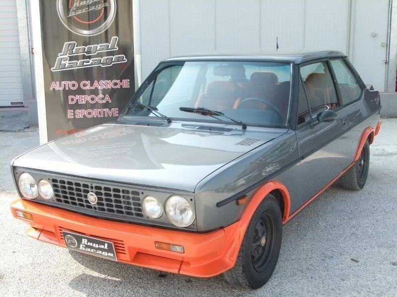 FIAT 131 RACING  2.0\TC  -ASI-
