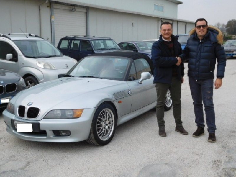 Scaduto Vendo Bmw Z3 Anno 1996 Throughout Bmw Z3 Roadster 19i 16vservice Book Royal Garage Copri Cappotta Bmw Z3 u2013 Idea Di Immagine Auto