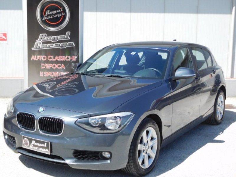 BMW 120D 184CV UNIQUE  5 PORTE AUTOMATICA
