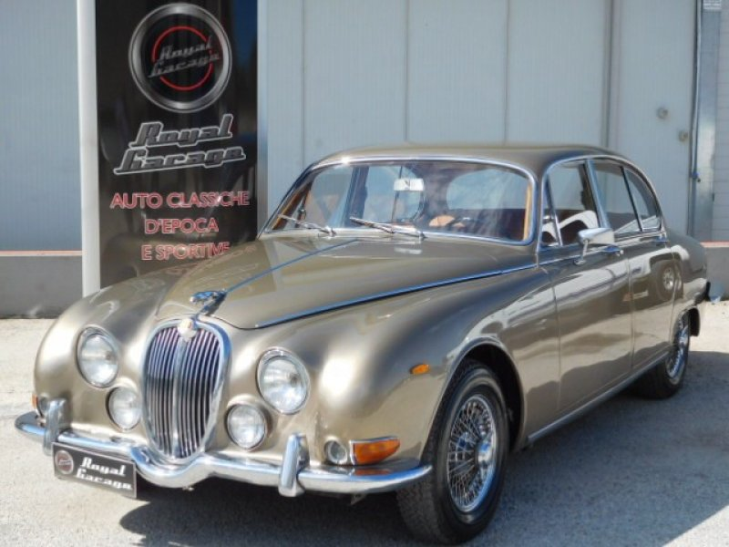 Jaguar S-Type 3.8S BERLINA -DA CONCORSO-