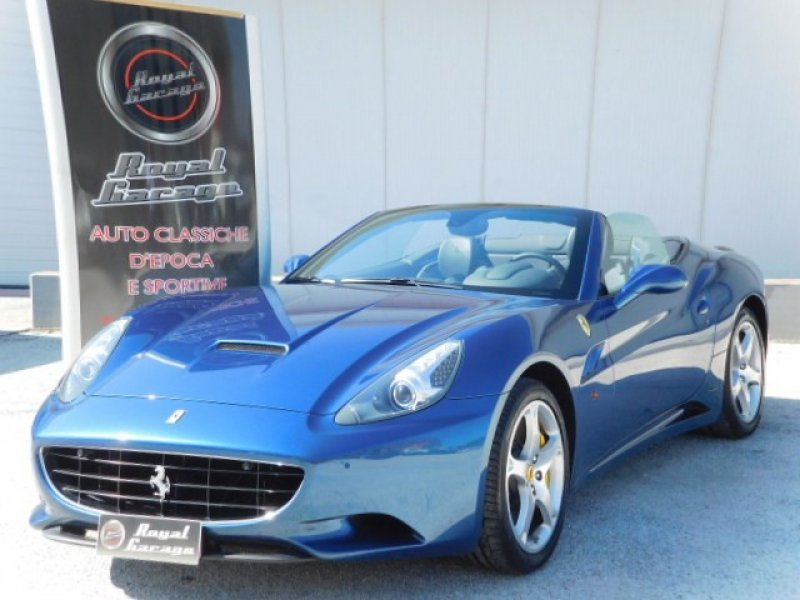 FERRARI CALIFORNIA F1   -FULL OPTIONAL- KM 12.500