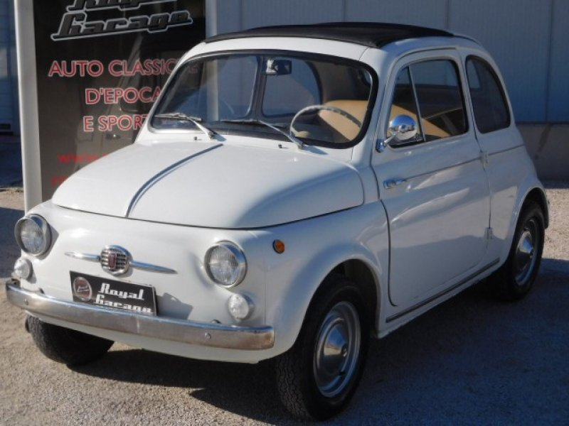 FIAT 500 D TRASFORMABILE -ASI-