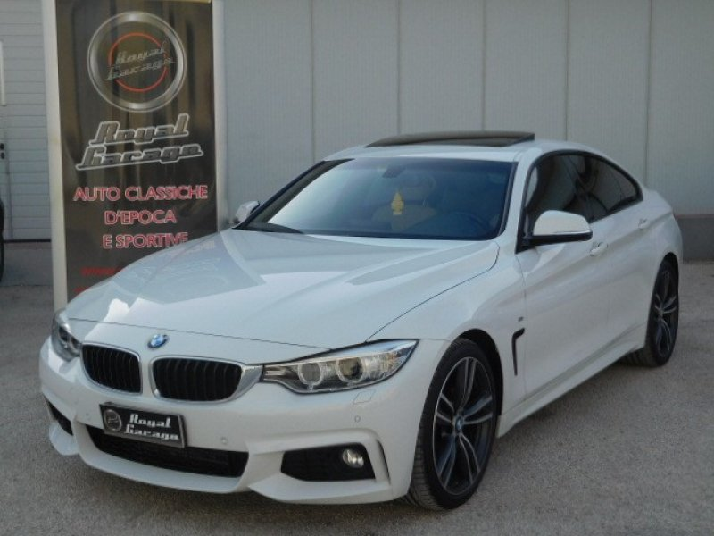 BMW 420D GRAN COUPE' M SPORT STEPTRONIC  FULL OPTIONAL