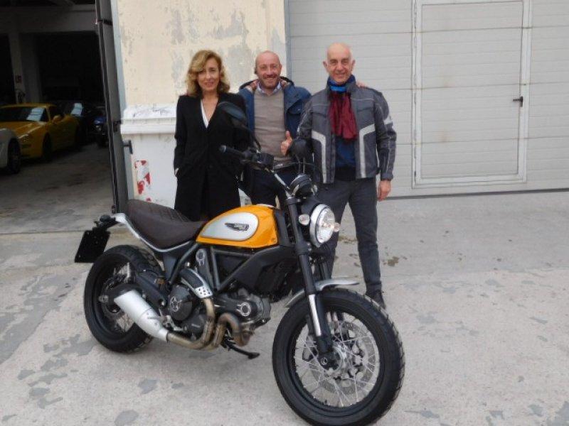 Ducati Scrambler 800 Classic km 0