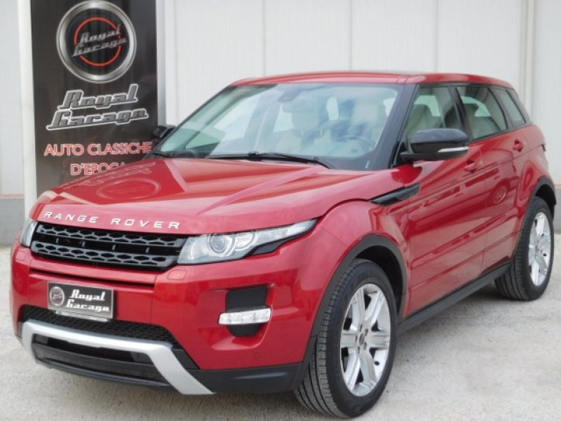 RANGE ROVER EVOQUE 2.2 TD4 AUTOMATICO DYNAMIC 5P. FULL OPTIONAL