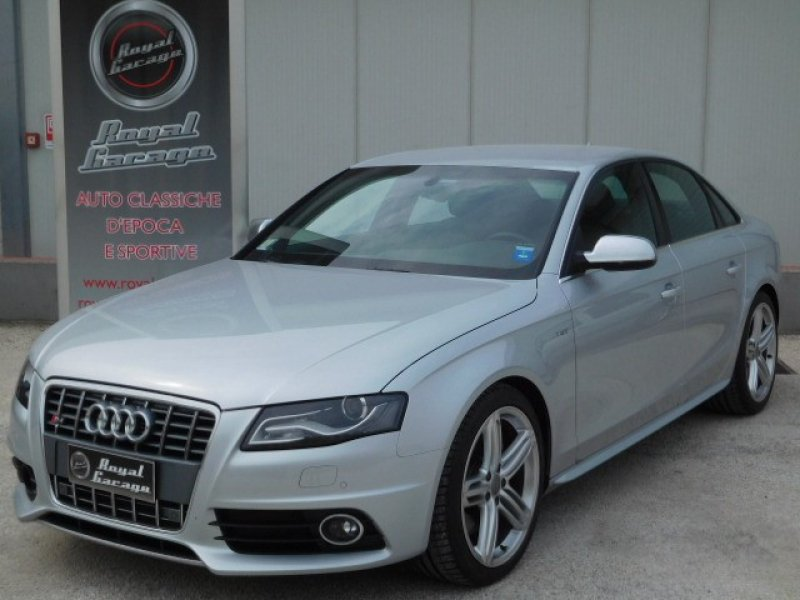 AUDI S4 BERLINA 3.0 V6 TFSI QUATTRO S-TRONIC -FULL OPTIONAL-KM 45.000