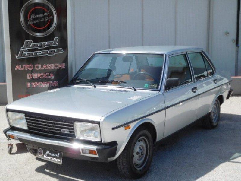 Fiat 131 1.3 MIRAFIORI CL-KM 13.000-ASI+CRS-