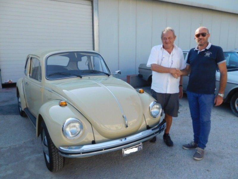 VW MAGGIOLONE 1.3 COUPE' 13/AB1 -DA CONCORSO-