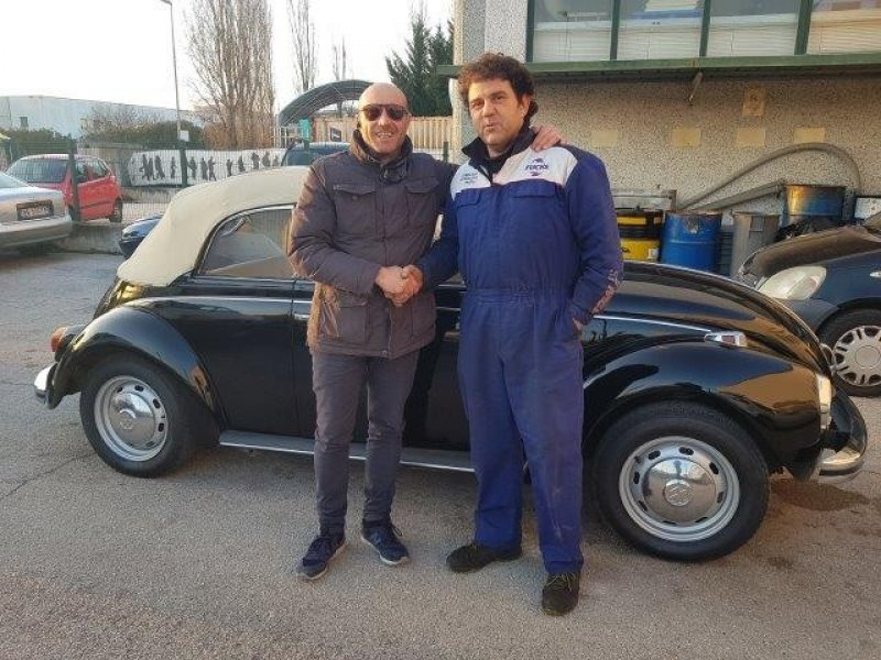 VW MAGGIOLONE  1.3 CABRIOLET  VETRO PIATTO  15/AB1