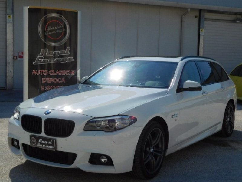 BMW 520D XDRIVE TOURING MSPORT STEPTRONIC -FULL OPTIONAL-