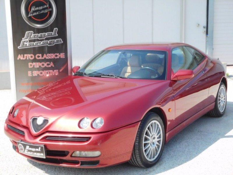 ALFA ROMEO GTV 2.0i V6 TURBO LUSSO