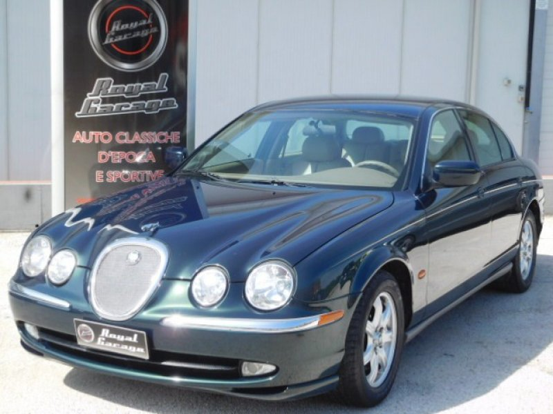 JAGUAR S-TYPE 3.0 V6 24V EXECUTIVE