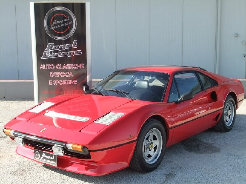 Ferrari 208 TURBO GTB-ASI-KM 36.000-