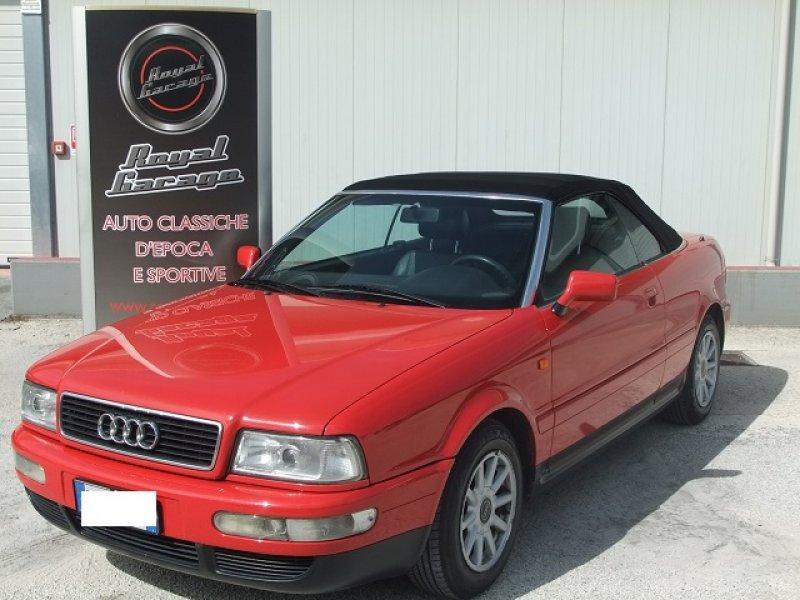 Audi 80 Cabrio 1 9 Tdi 90cv Royal Garage