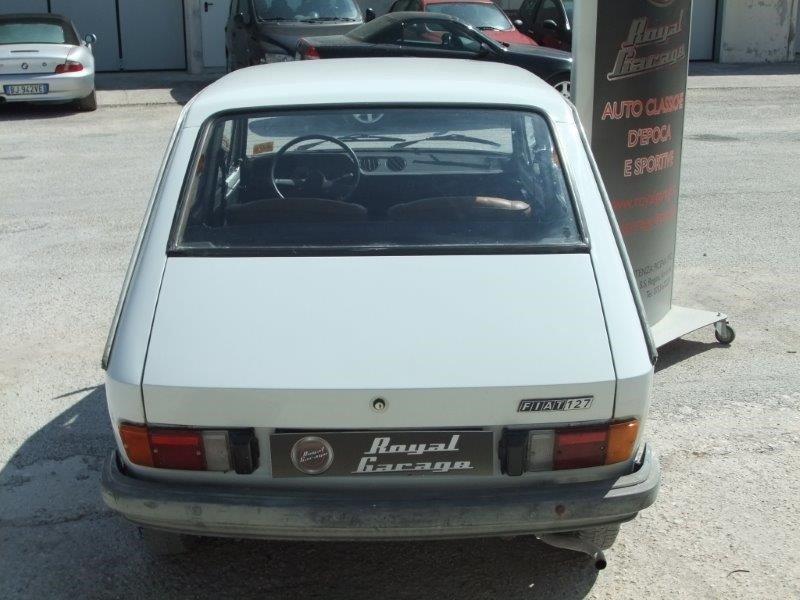 Fiat 127c libretto service royal garage for Garage royal auto