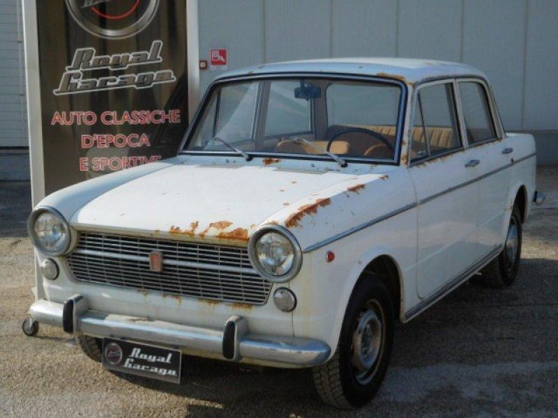 Fiat 1100 R Da Restauro Royal Garage