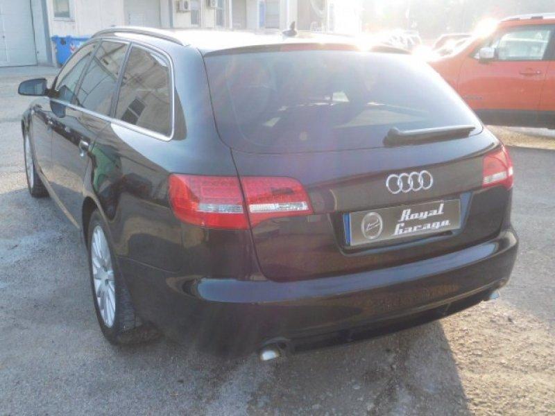 Audi A6 Avant 2 7 Tdi Quattro Tiptronic Full Optional