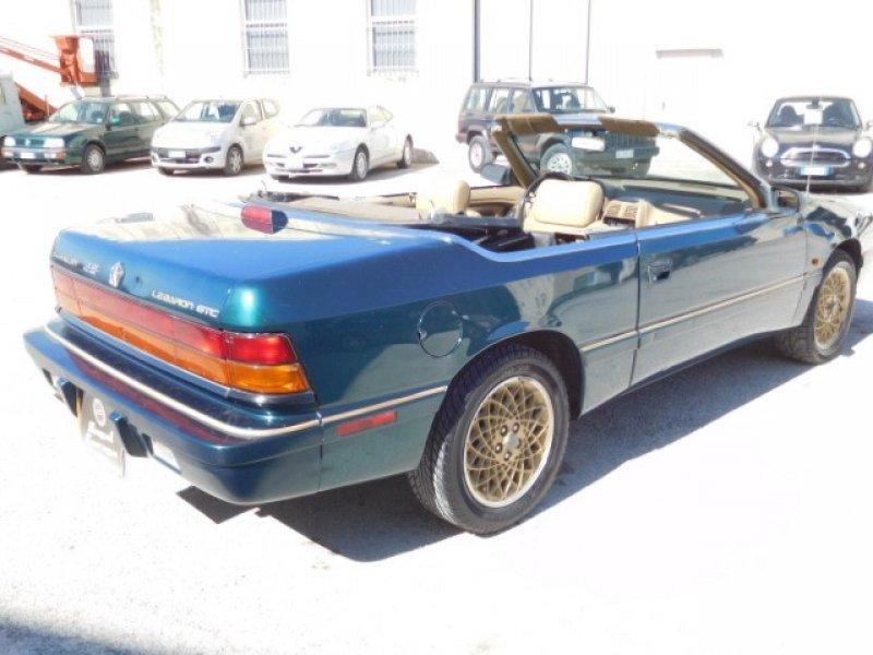 Chrysler le baron 3 0v6 gtc convertibile asi crs royal for Garage opel cormelles le royal