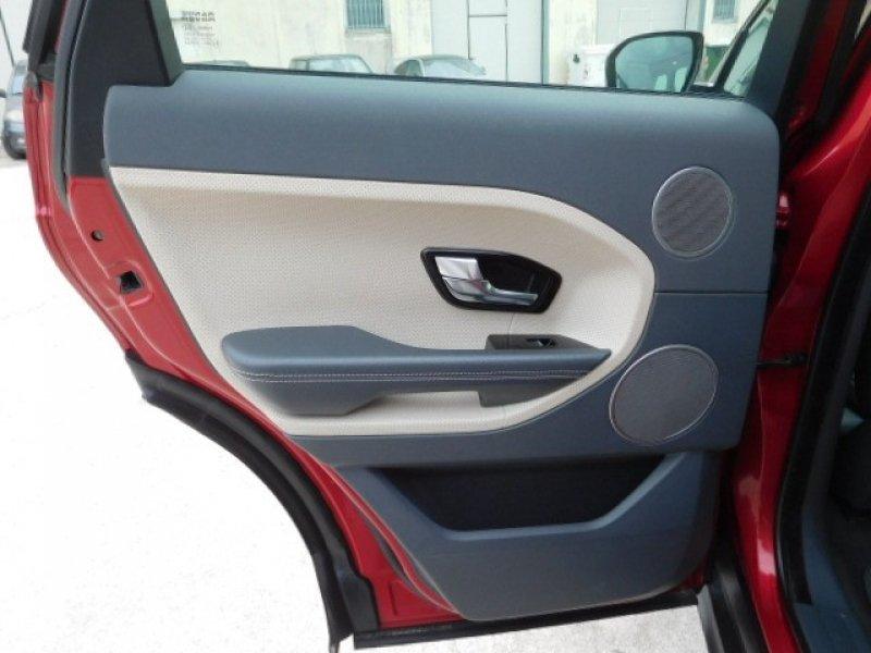 range rover evoque 2 2 td4 automatico dynamic 5p full optional royal garage. Black Bedroom Furniture Sets. Home Design Ideas
