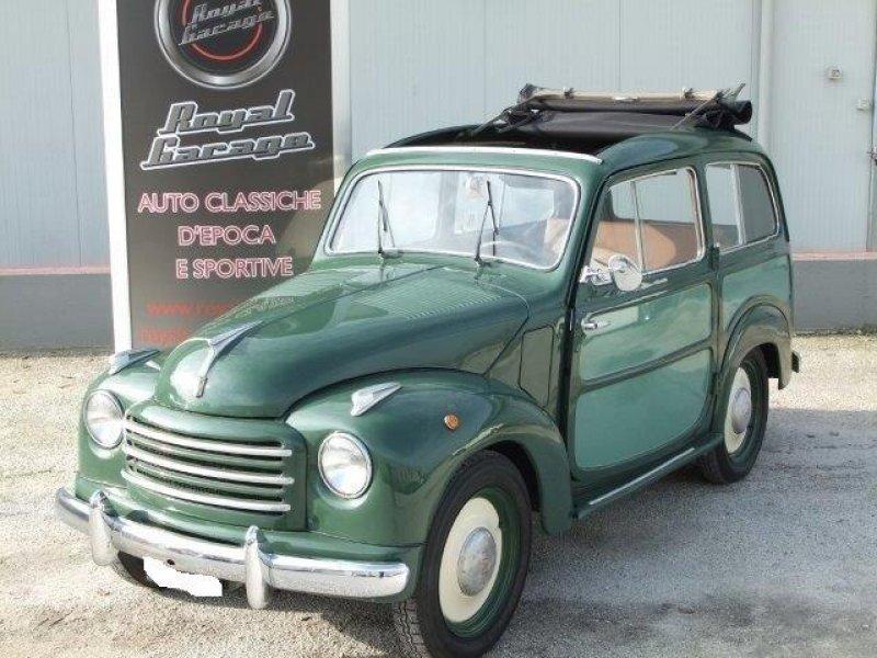 Fiat topolino 500 c belvedere royal garage for Garage royal auto