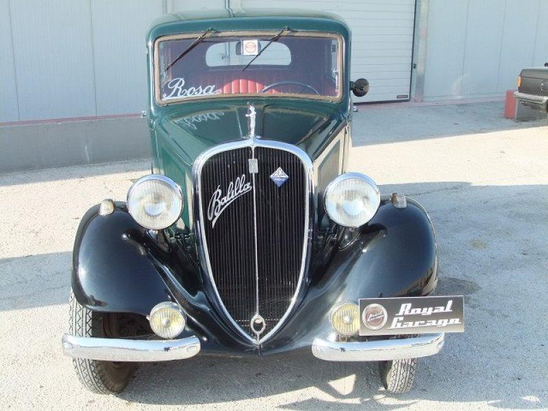 Fiat 508 balilla 4 marce royal garage for Garage royal auto