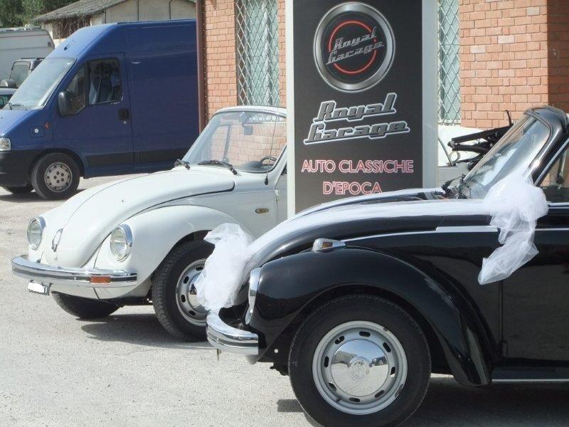 Auto del giorno garage del parco for Garage royal auto