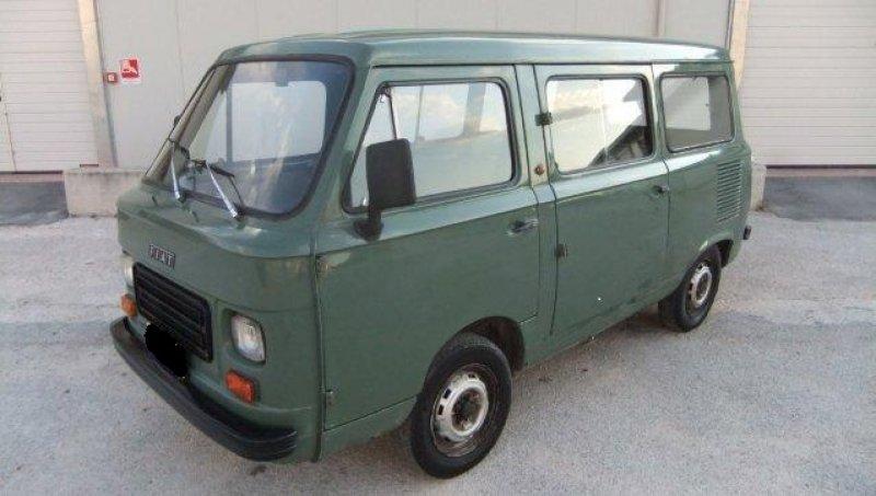 Fiat 900T VETRATO 8 POSTI