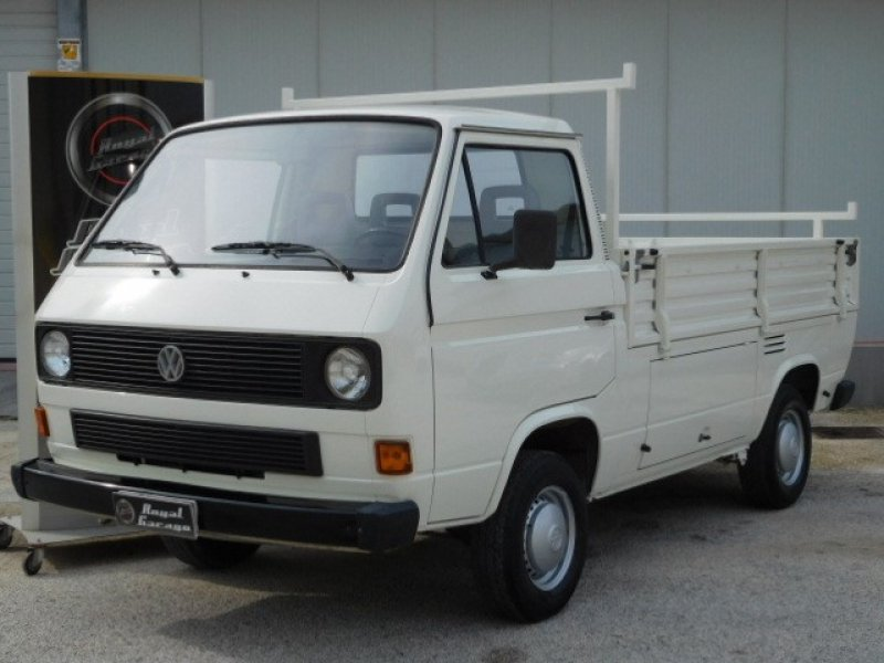 VW T3 1.6 TURBO DIESEL PICK UP  CABINA SINGOLA