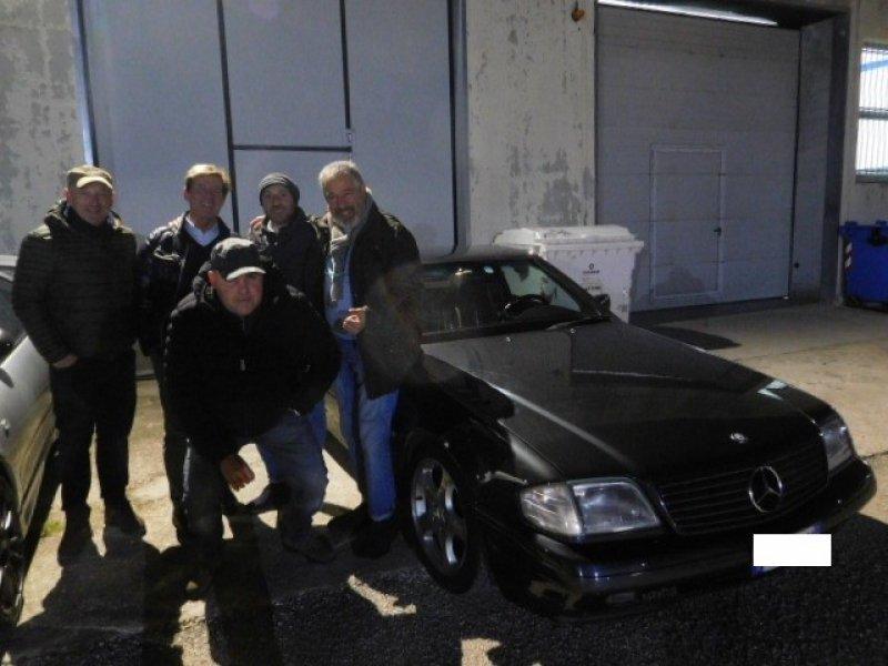 MERCEDES-BENZ  SL 500 V8 R129 AUTOMATICA