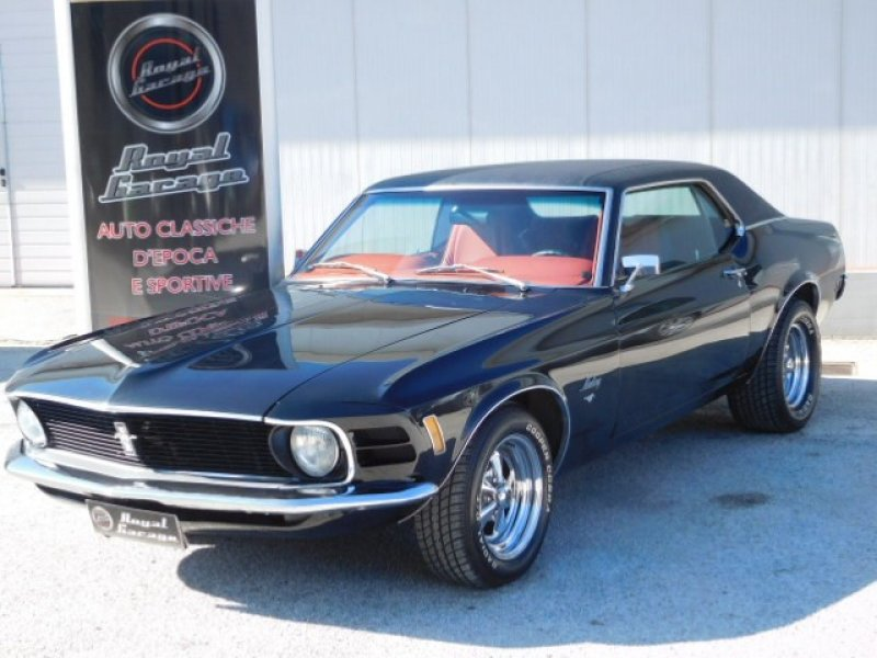 FORD MUSTANG HARDTOP COUPE' 5.7 -ASI-