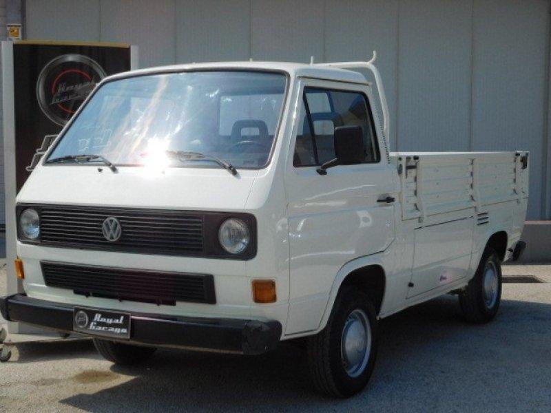 VW T3 1.6 TURBO DIESEL PICK UP CABINA SINGOLA