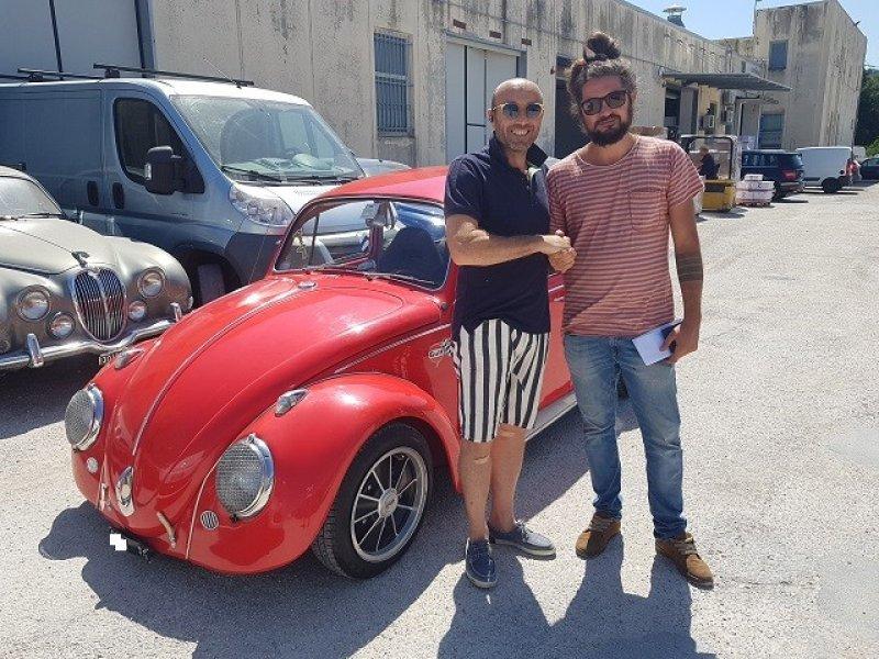 VW MAGGIOLINO CALIFORNIA LOOK-ASI-
