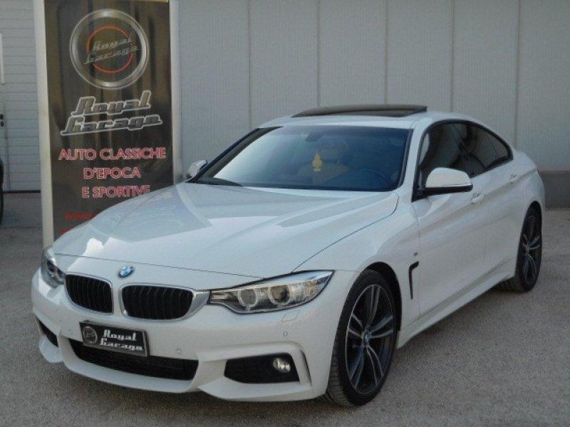BMW 420D GRAN COUPE' M SPORT STEPTRONIC  FULL OPTIONAL