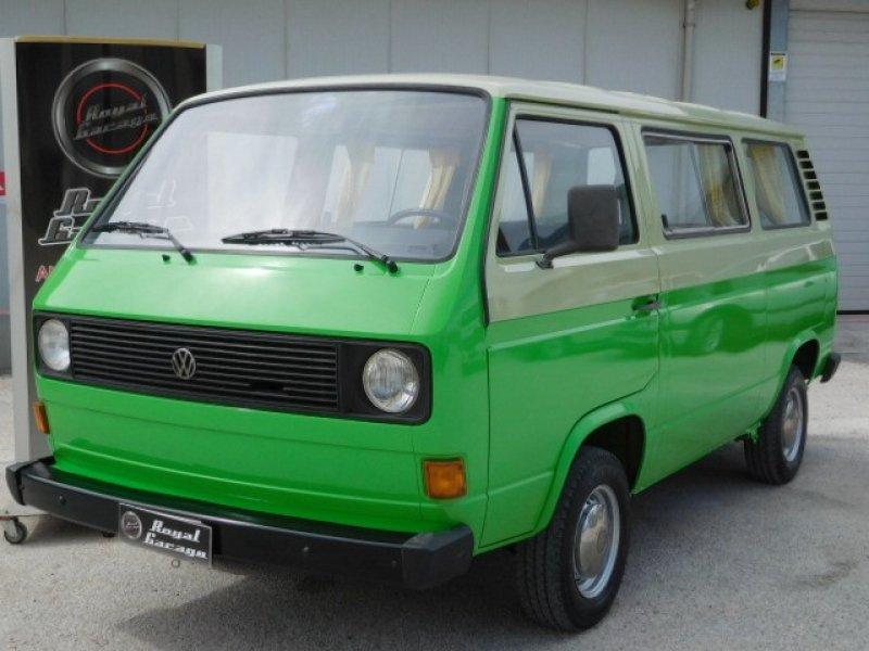 VW TRASPORTER T3 (T25) 1.6 9 POSTI 79