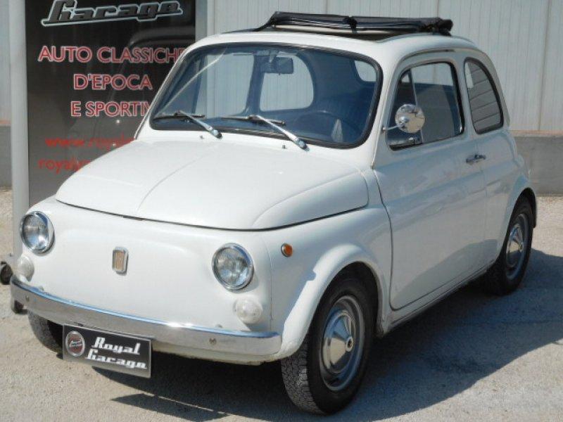 Fiat 500 L Da Restauro Royal Garage