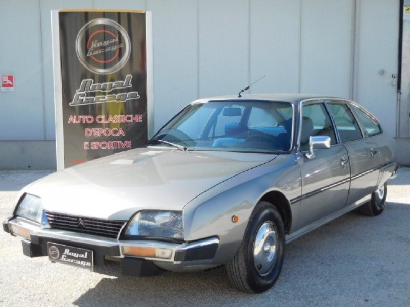 CITROEN CX 2.0 PALLAS 1°S. - CRS