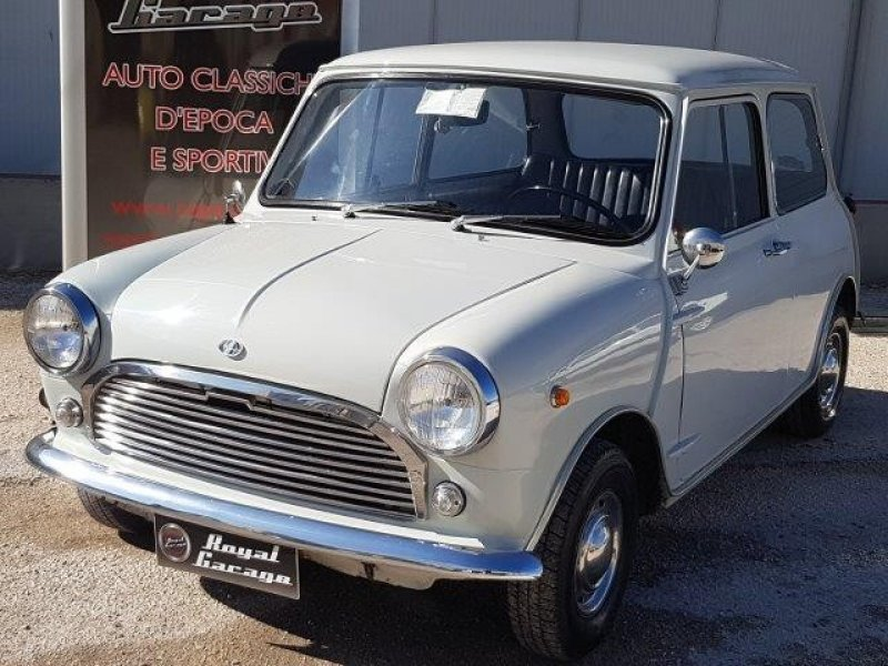 MINI MINOR 850 mk2 -VETRI SCORREVOLI -