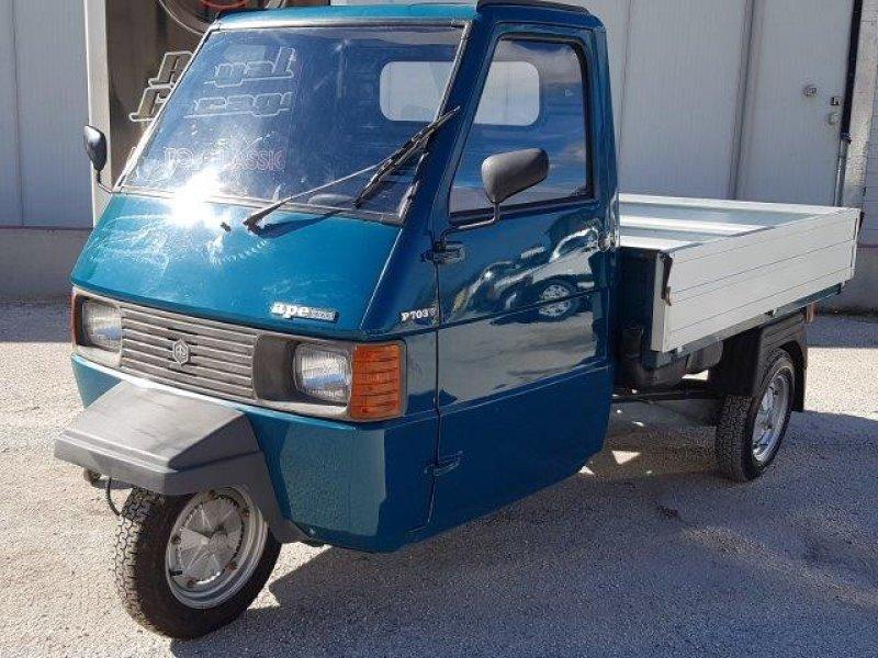 Piaggio Ape tm P703-CON VOLANTE-km 6.900