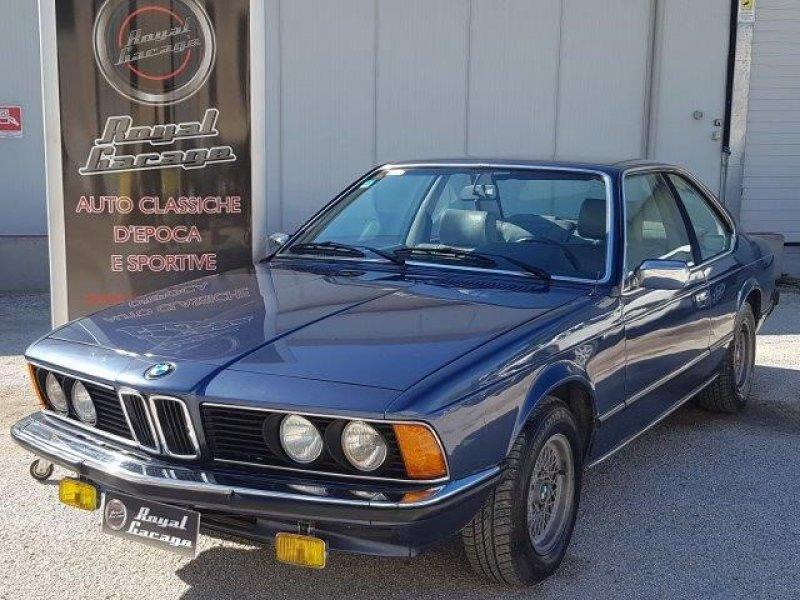 BMW 635 CSI E24 GPL ASI+CRS  -CLIMA