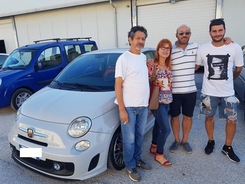 ABARTH 500 1.4 TURBO T-JET ESSEESSE MONZA