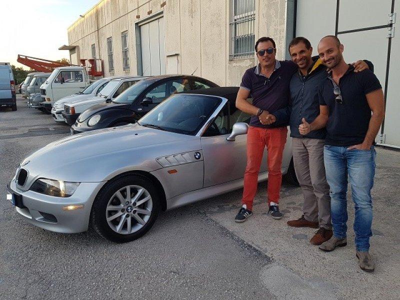 BMW Z3 1.9i ROADSTER -SERVICE BOOK -CLIMA -CAPOTE ELE.-
