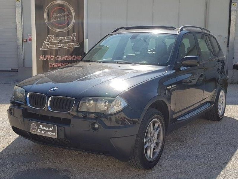 BMW X3 2.0d FULL OPTIONAL