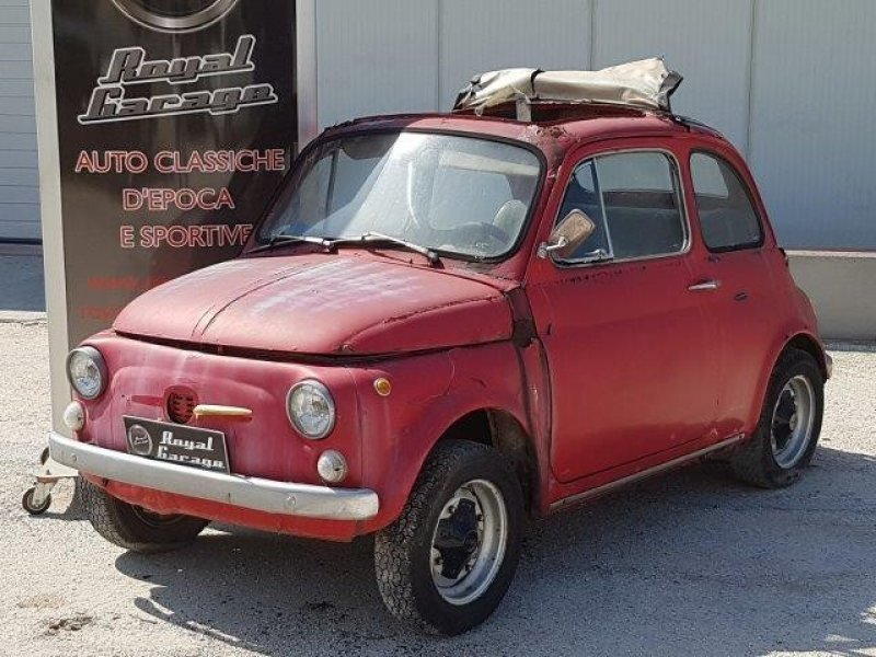 FIAT 500 F -ASI- -DA RESTAURO-