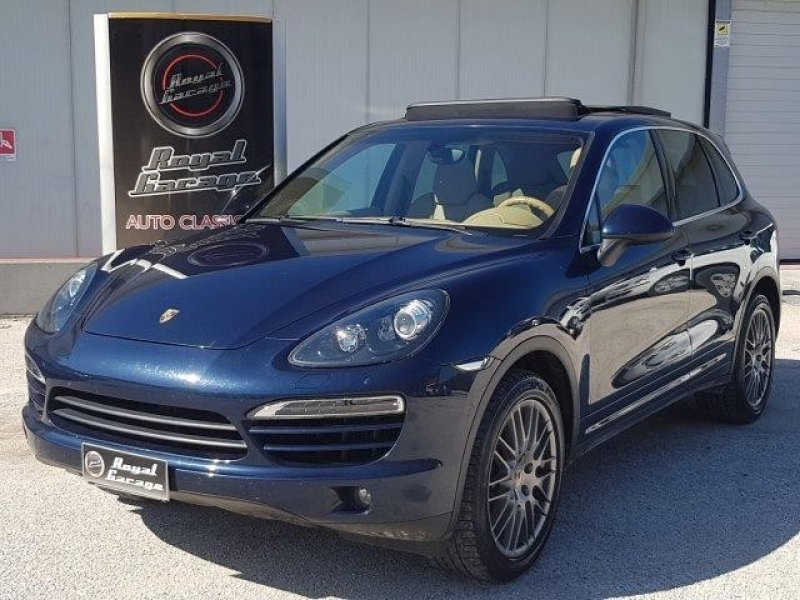 PORSCHE CAYENNE 3.0D -UNI PRO -FULL OPTIONAL -