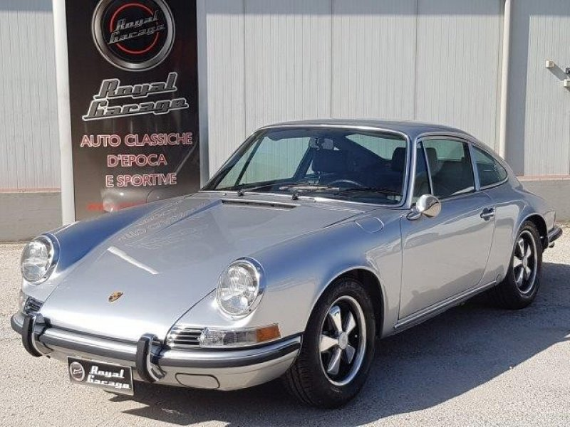 PORSCHE 911 2.2 T COUPE' KARMANN