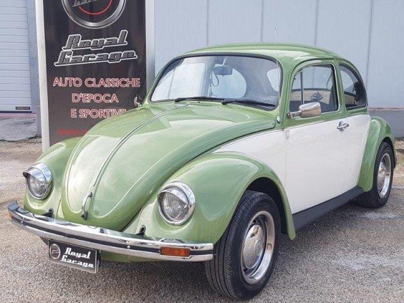 VW MAGGIOLINO 1.2 L MEXICO  11D - ASI -