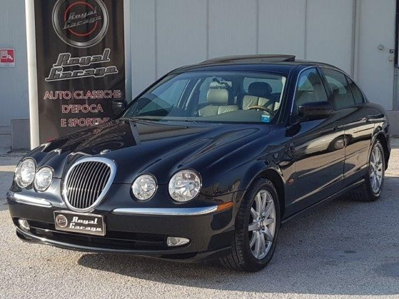 JAGUAR S-TYPE 3.0 V6 24V EXECUTIVE-RESTYLING