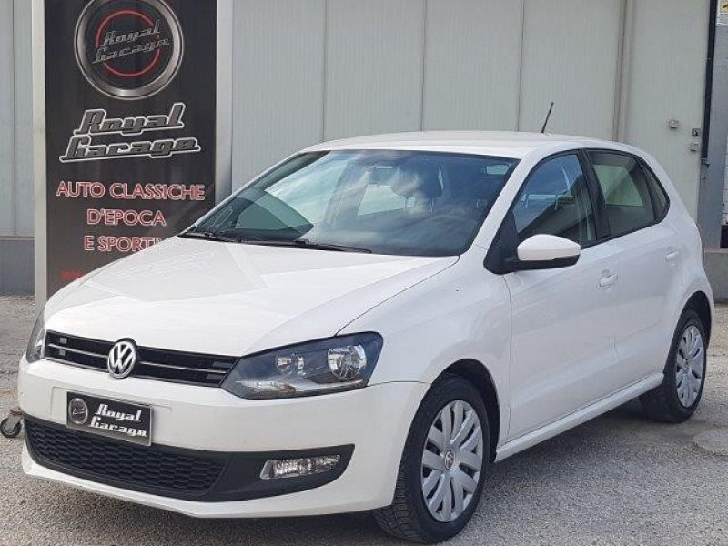 VW POLO 1.2 TDI CONFORT 5p. - km  76.000-