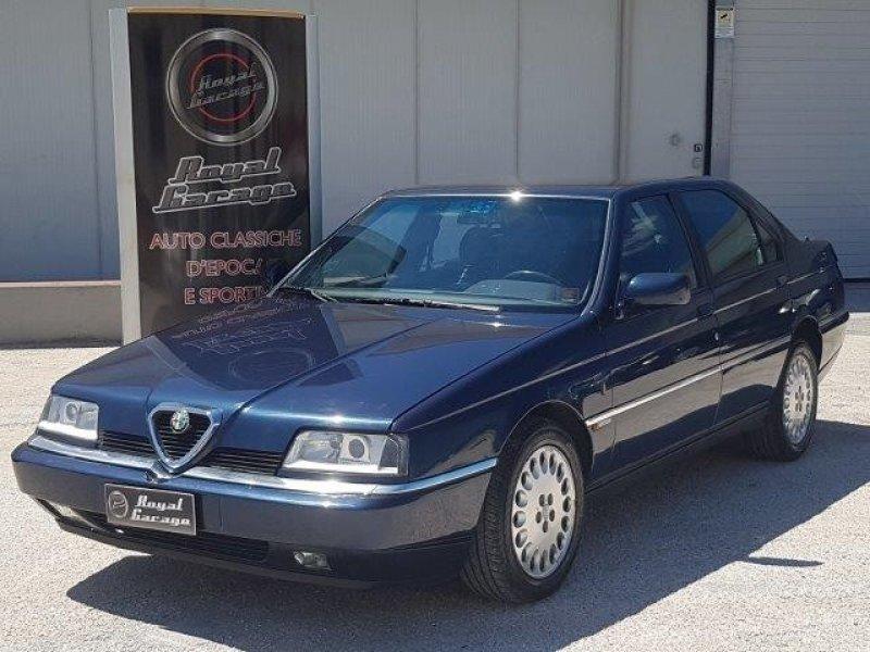 ALFA ROMEO 164 SUPER 2.0I V6 TURBO-UNIPROPRIETARIO