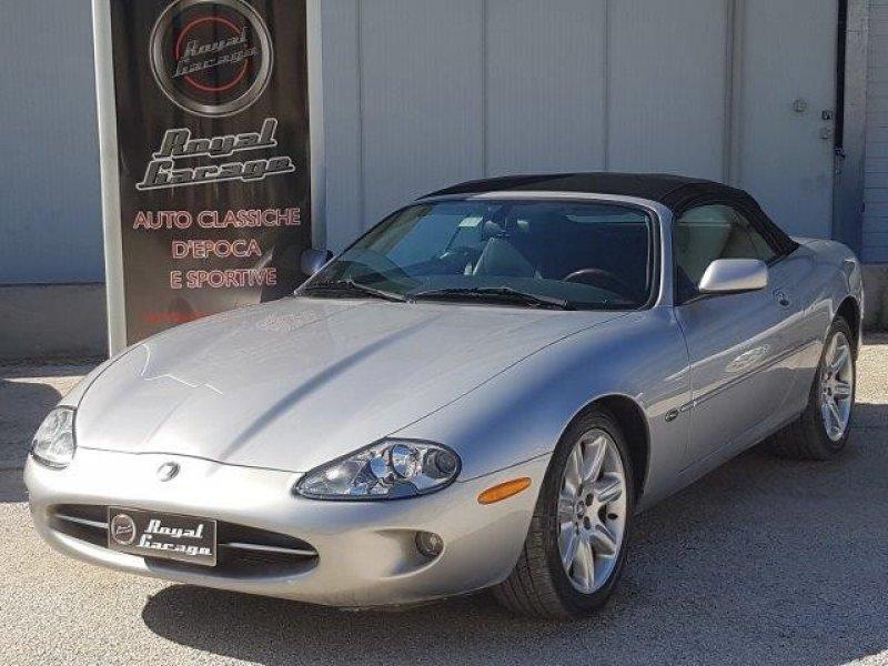 Jaguar XK8 4.0 CONVERTIBILE-